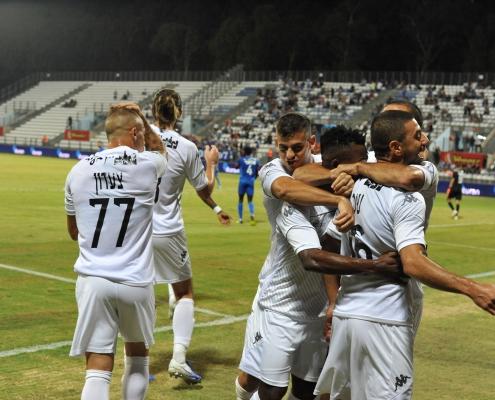 סיקור משחק: עירוני איתוראן קריית שמונה מול מ.ס אשדוד